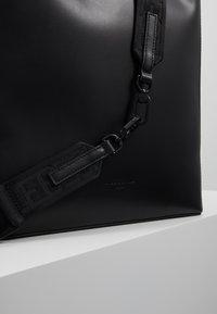 Liebeskind Berlin - PAPERBAG - Handbag - black - 6
