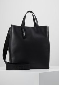 Liebeskind Berlin - PAPERBAG - Handbag - black - 0