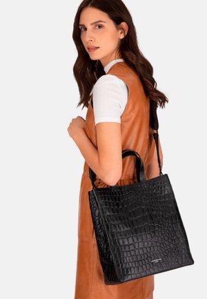 PABTOTEM - Shopping bags - black