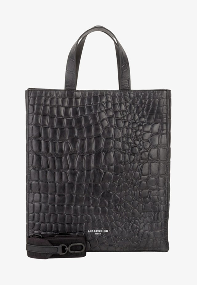 PABTOTEM - Shopping Bag - black