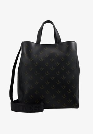 ICON - Tote bag - black
