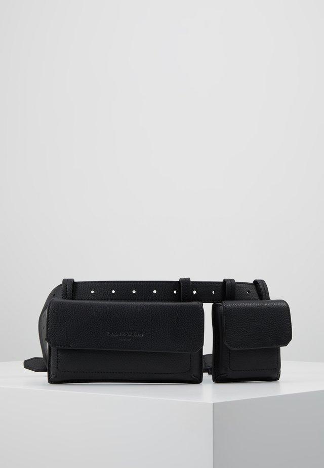UTILIR - Bæltetasker - black