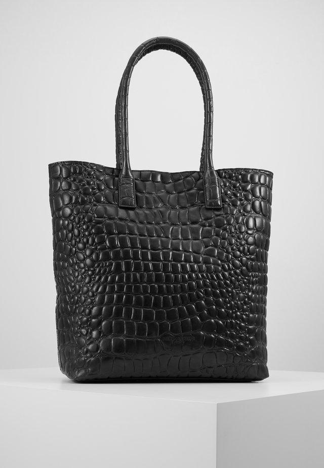 MATOTEL - Shoppingväska - black