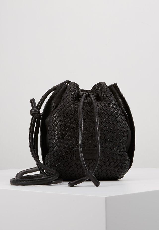 SABELTBAG - Across body bag - black
