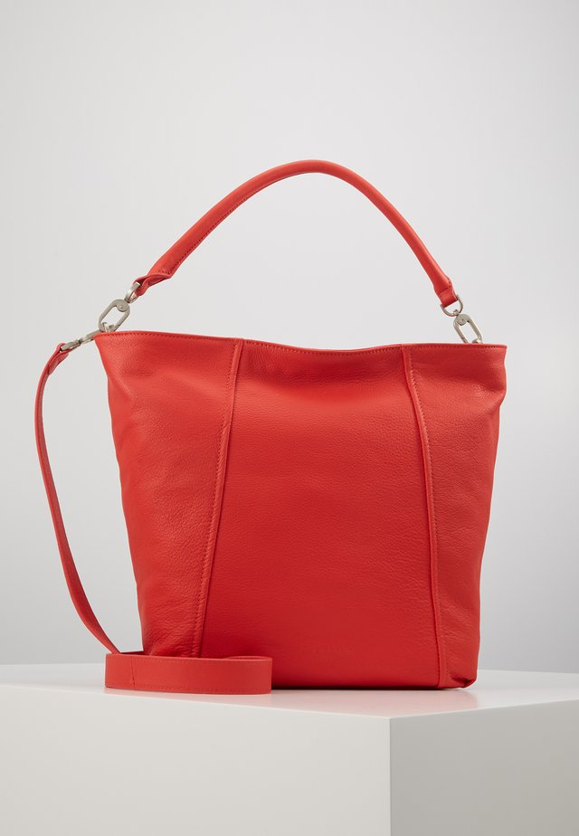 Håndtasker - poppy red