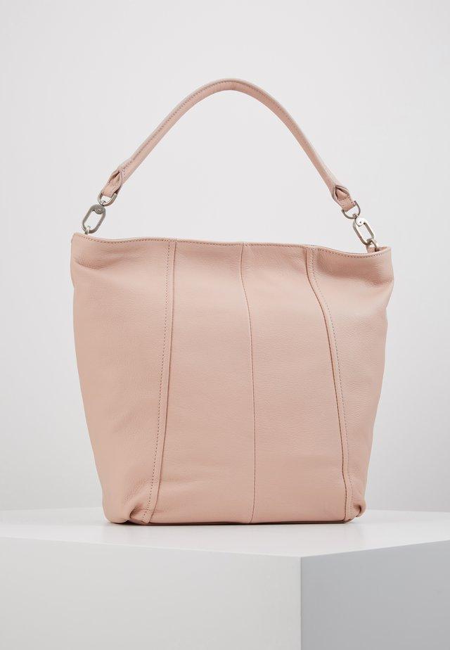 Käsilaukku - dusty rose