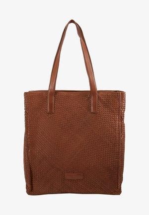 SASHOPPXL - Shoppingveske - medium brown