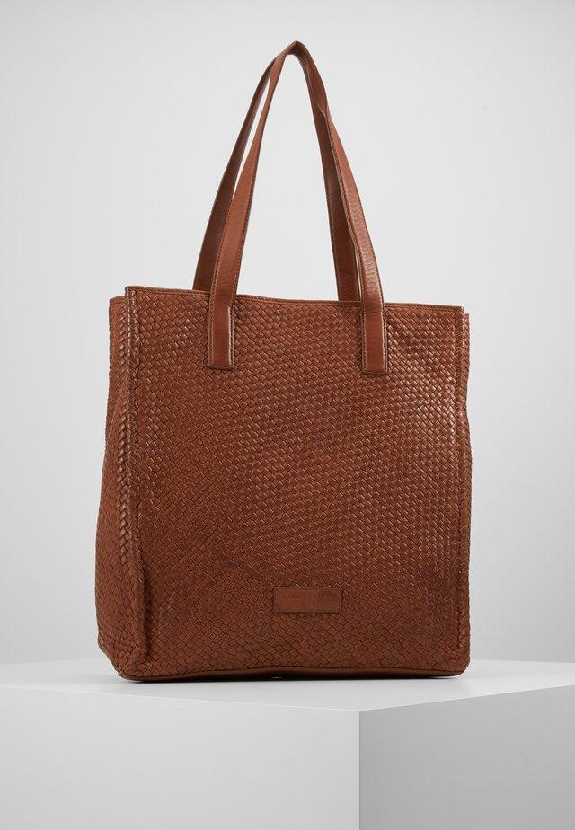 SASHOPPXL - Shopping bags - medium brown