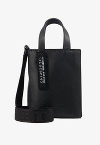 Liebeskind Berlin - PAPERBXS - Håndtasker - black - 1