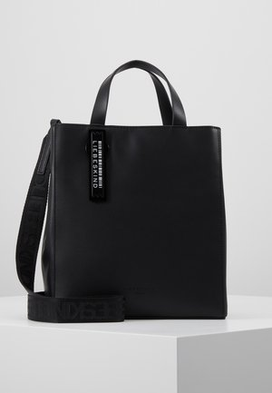 PABTOTES - Shopping bag - black