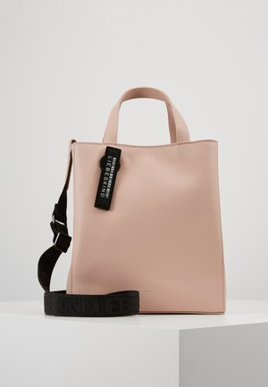 PAPERBS - Sac à main - dusty rose