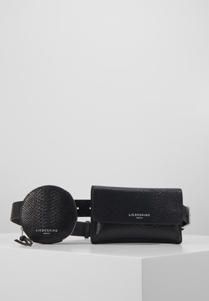 NEBELTBAS - Bum bag - black
