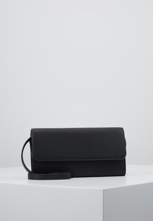 BASAMAPS9 - Taška spříčným popruhem - black