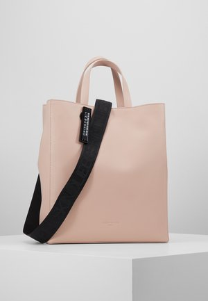 PAPERBM - Shopping Bag - dusty rose