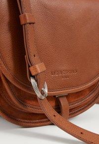 Liebeskind Berlin - INSLCROSSM - Across body bag - ginger bread - 5
