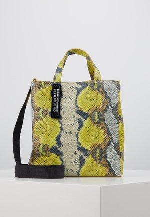 INZAPAPERS - Across body bag - golden olive