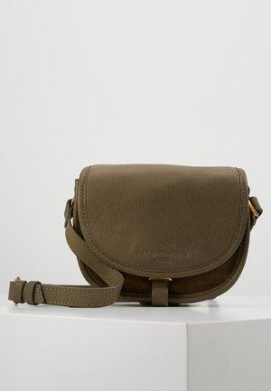 INSLCROSSS - Across body bag - dusky olive