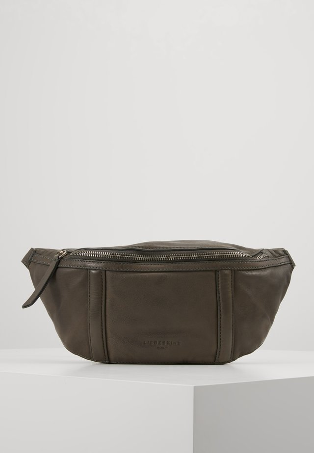 BELTBAG - Bum bag - gun grey
