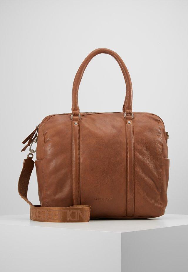 Shopping bags - caramel
