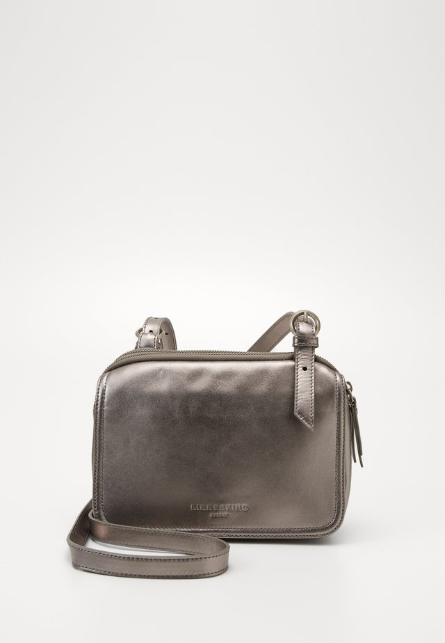MAREIK - Across body bag - silver