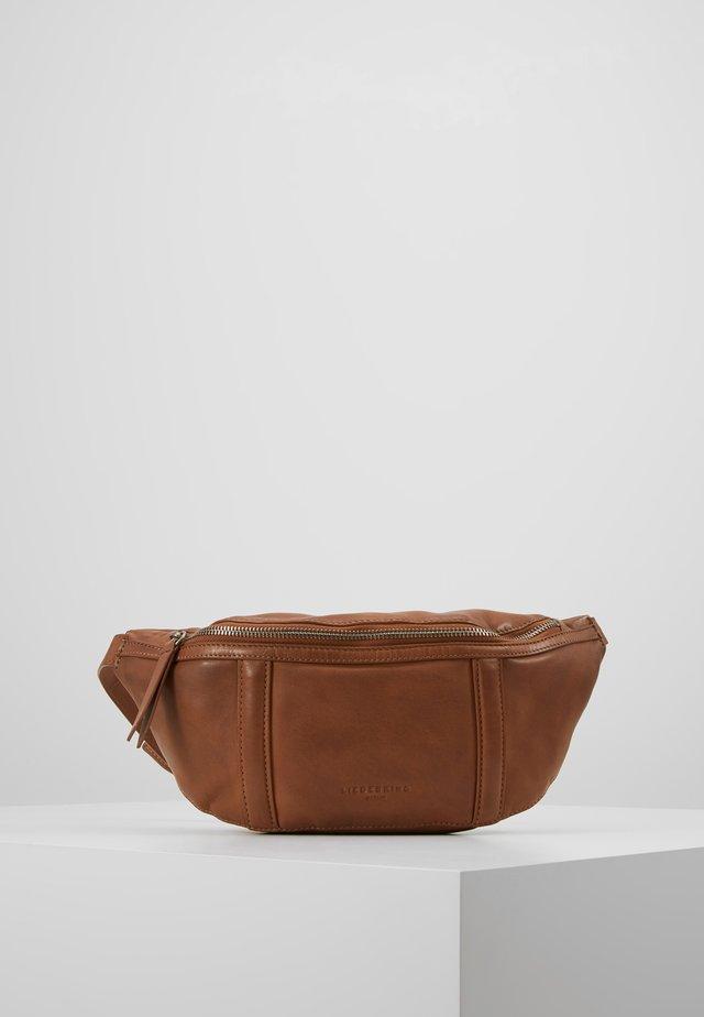 Bæltetasker - caramel