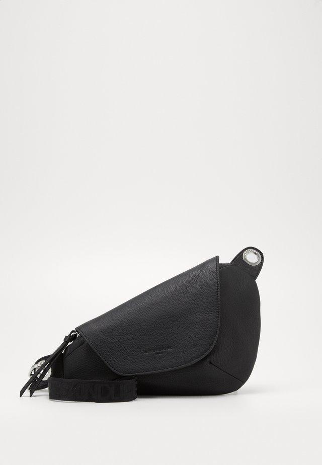 OVCROSSS - Bæltetasker - black