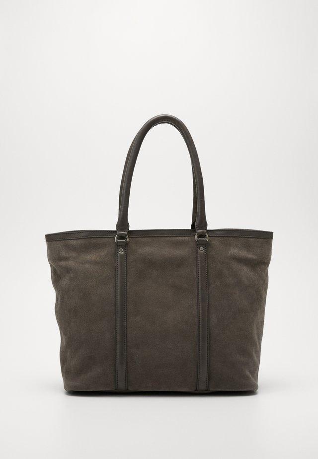 Shopping Bag - gun grey