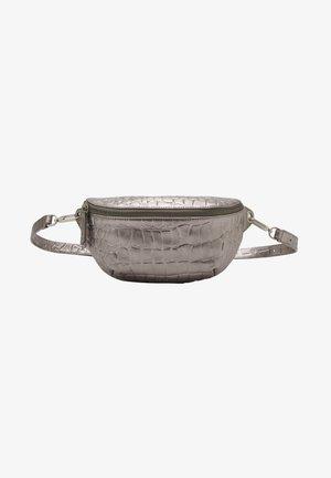 TAVIA - Rumpetaske - silver