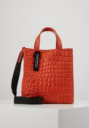 INPAPERBS - Handbag - pumpkin