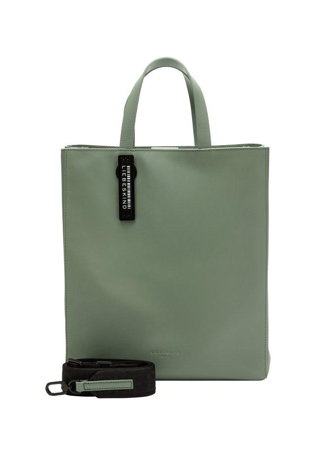 Shopping Bag - sage