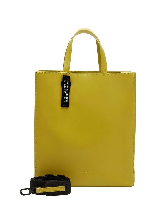 Shopping bag - lime