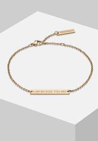 Liebeskind Berlin - Bracelet - rose gold-coloured - 0