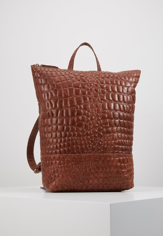 MABACKPAL - Mochila - medium brown