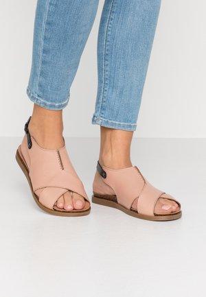 WANDA - Sandals - twister lotus