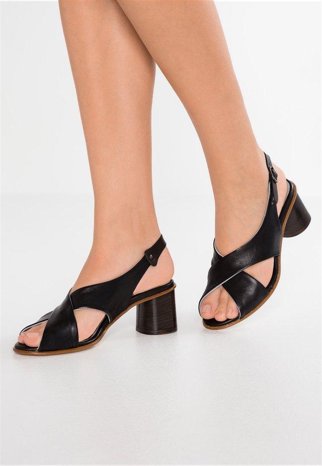 GEMMA - Sandals - dixan nero