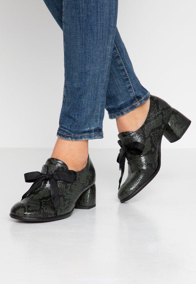 ROBIN - Boots à talons - baikal