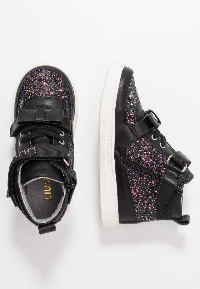 ALICIA MID - Sneaker high - black