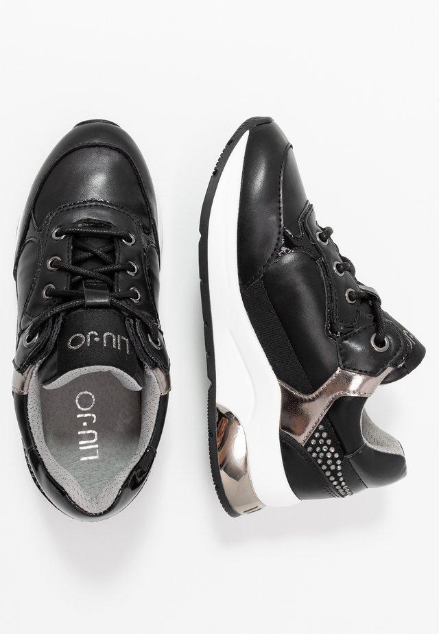 KARLIE - Sneaker low - black
