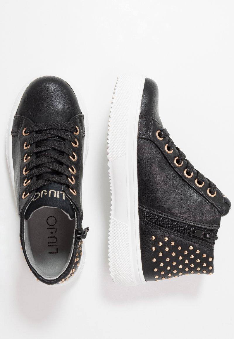 LIU JO - SARAH MID - Sneaker high - black