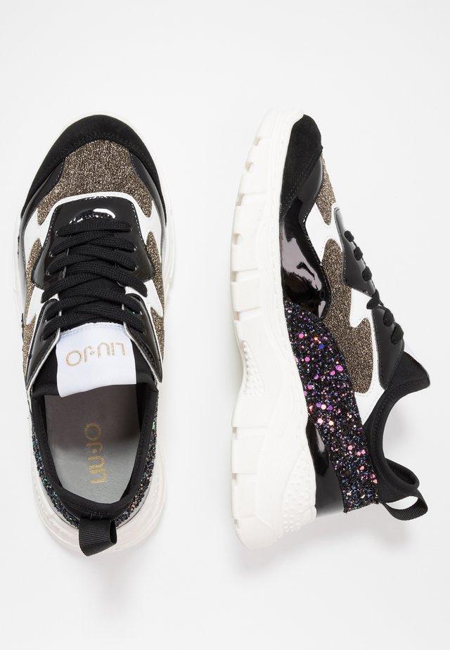 BON - Sneaker low - gold