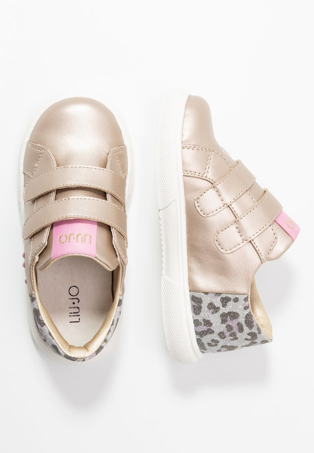 SARAH - Sneaker low - gold