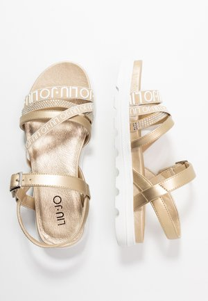 DESY - Sandals - gold