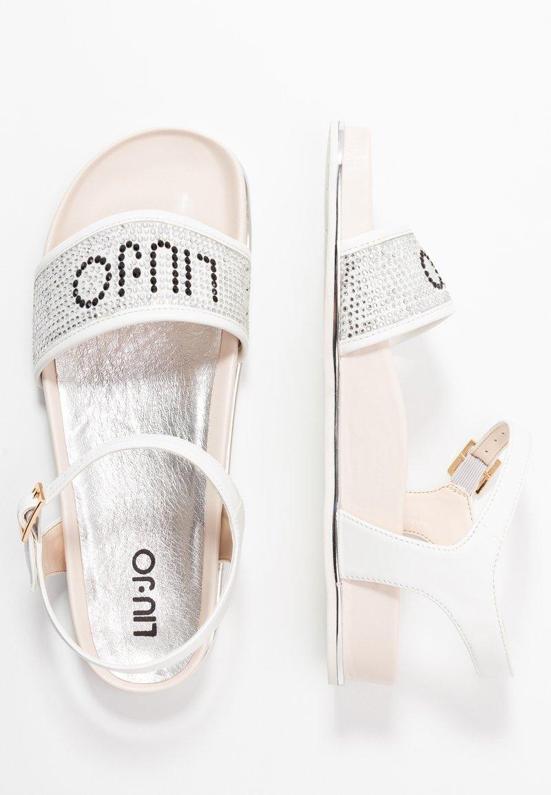 LIU JO - CLEO - Sandals - milk