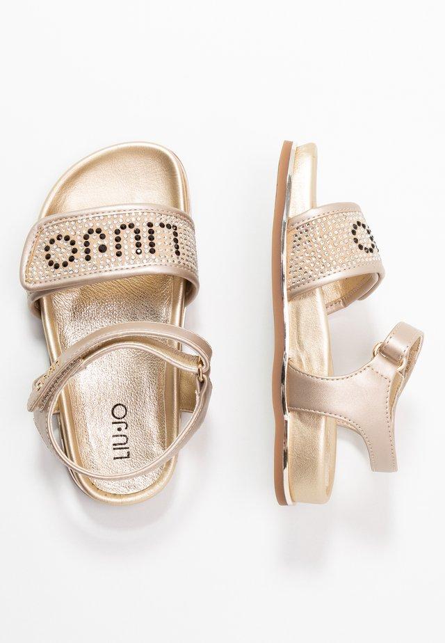 CLEO  - Sandaler - gold