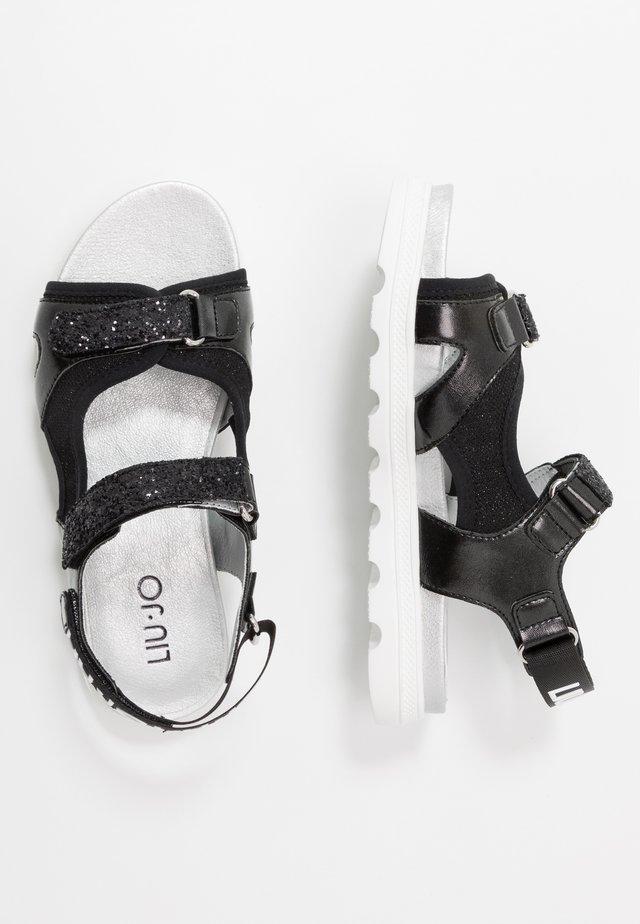 INGRID - Sandales - black