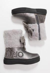 LIU JO - SARAH  - Bottes - grey - 0