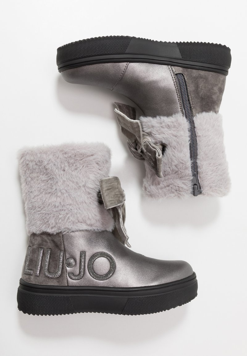 LIU JO - SARAH  - Vysoká obuv - grey