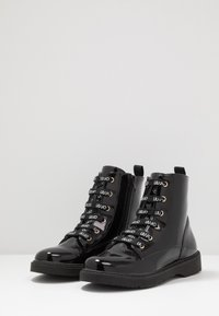 LIU JO - Bottines à lacets - black - 2