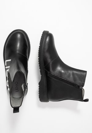 PAT BEATLES - Bottines - black