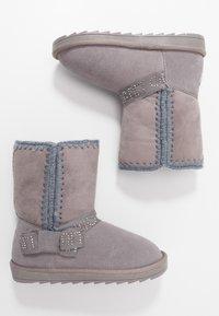 LIU JO - MARGOT BOOTIE - Classic ankle boots - grey - 0